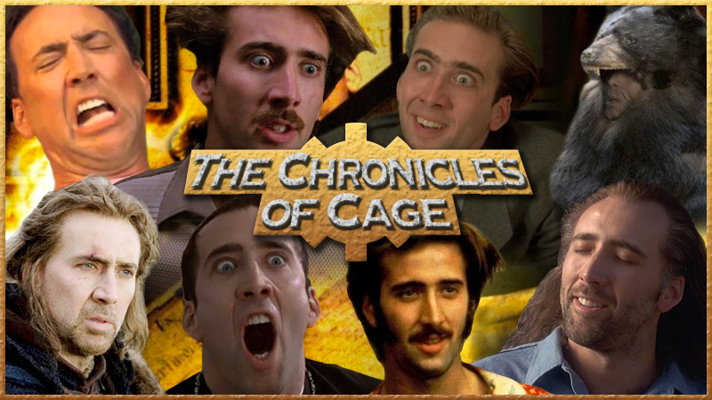 The Chronicles of Cage: Bad Lieutenant: Port of Call New Orleans