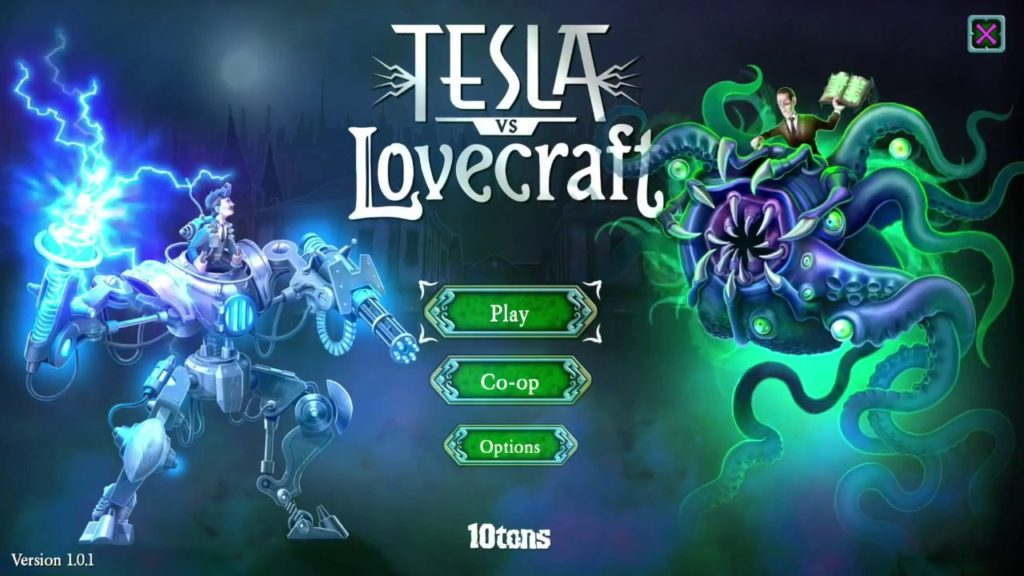 First Impressions: Tesla vs Lovecraft